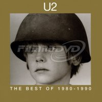 U2: The Best Of 1980-1990 (Remastered 2017) 2LP