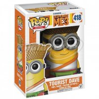 Figurka Funko POP! Despicable me 3 - Tourist Dave