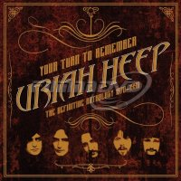 Uriah Heep: Your Turn to Remember: The Definitive Anthology (1970-1990) 2LP