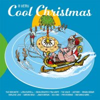 Various: A Very Cool Christmas (Coloured Vinyl) 2LP