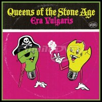 Queens of the Stone Age: Era Vulgaris (LP)