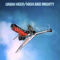 Uriah Heep: High And Mighty (LP)