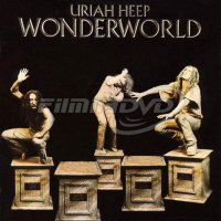 Uriah Heep: Wonderworld (LP)