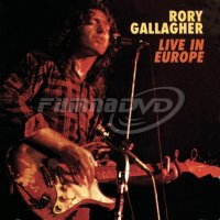 Gallagher Rory: Live in Europe (LP)