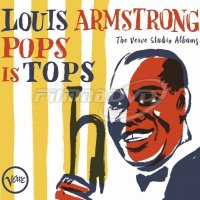Armstrong Louis: Pops is Tops: The Complete Verve Studio Albums (4CD)