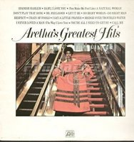 Aretha Franklin: Greatest Hits (LP)