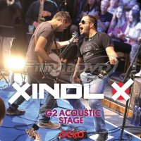 Xindl X: G2 acoustic stage CD+DVD