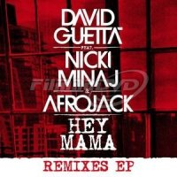 Guetta David: Hey Mama (feat. Nicki Minaj)