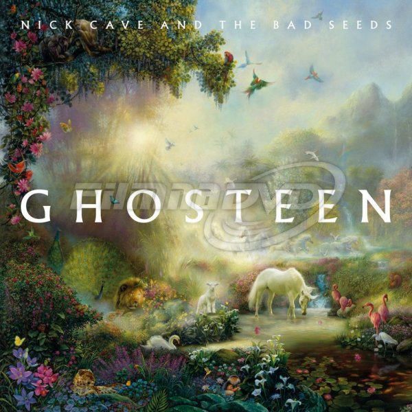 Cave Nick & The Bad Seeds: Ghosteen (2CD)