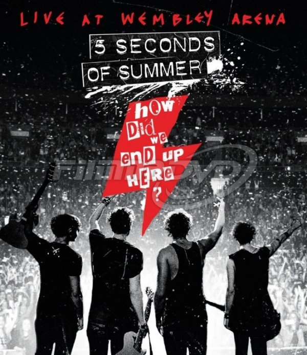 5 Seconds Of Summer: How did we end up here? Blu-ray