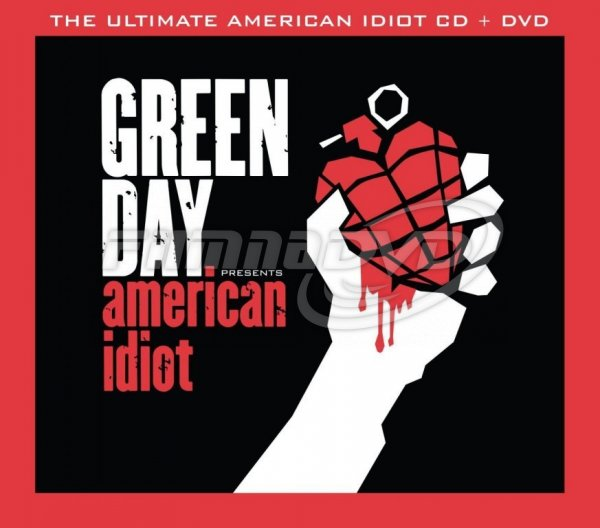 Green Day: The Ultimate American Idiot CD+DVD