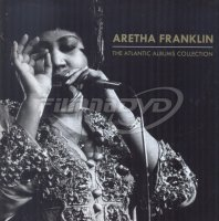 Franklin Aretha: Atlantic Albums Collection 19CD