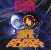 Public Enemy: Fear Of A Black Planet (LP)