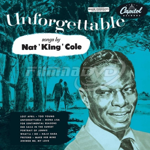 Nat King Cole: Unforgettable (LP)