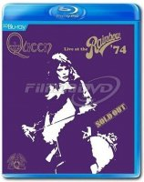 Queen: Live At The Rainbow '74 Blu-ray