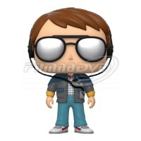 Funko POP! Movie: BTTF - Marty with glasses