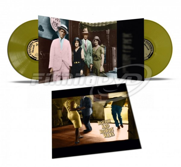 Dylan Bob: Rough and Rowdy Ways (Coloured Edition - Olive) 2LP