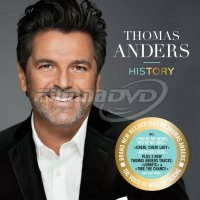 Anders Thomas: History (2LP)