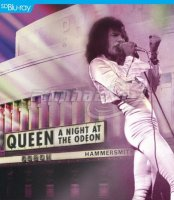 Queen: A Night At The Odeon CD+Blu-ray