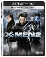 X-Men 2 - 2Blu-ray (UHD+BD)