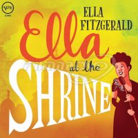 Ella Fitzgerald: Ella at the Shrine (LP)
