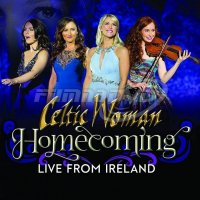 Celtic Woman: Homecoming: Live From Ireland (CD+DVD)