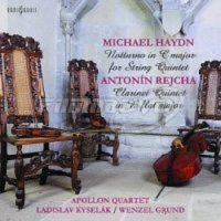 Haydn / Rejcha: Apollon Quartet