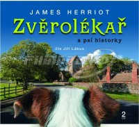 James Herriot: Zvěrolékař a psí historky (2CD)