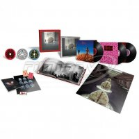 Rush: Hemispheres (40th Anniversary Edition Super Deluxe) 2CD+Blu-ray+3LP