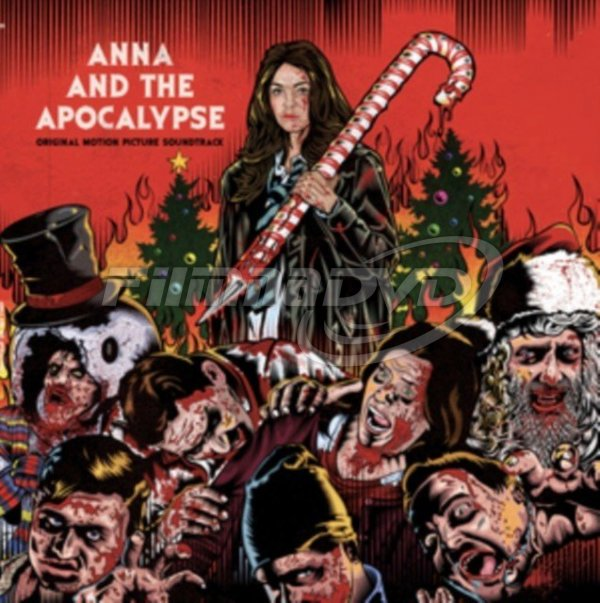 Cast From Anna And The Apocalypse: Anna And The Apocalypse