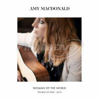 Amy MacDonald: Woman Of The World: The Best Of 2007-2018 (2LP)
