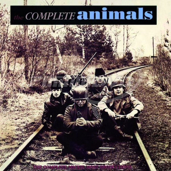 Animals: Complete Animals (Coloured Vinyl)