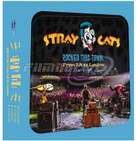 Stray Cats: Rocked This Town: From LA to London (Box Set, Limited Edition)