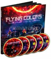Flying Colors: Third Stage: Live In London (2CD+Blu-ray+2DVD)