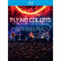 Flying Colors: Third Stage: Live In London (Blu-ray)