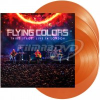 Flying Colors: Third Stage: Live In London (Coloured Vinyl) 3LP