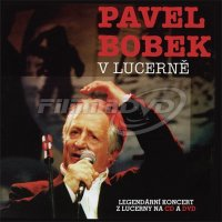 Bobek Pavel: V Lucerně CD+DVD