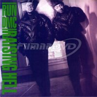 Run DMC: Raising Hell (LP)