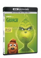 Grinch 2Blu-ray (UHD+BD)
