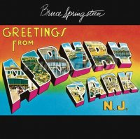 Springsteen Bruce: Greetings From Asbury Park N.J.