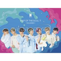 BTS: Map Of The Soul: Seven: The Journey (CD+DVD) B Version