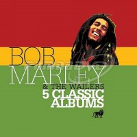Marley Bob & The Wailers: 5 Classic Albums