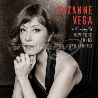 Vega Suzanne: An Evening Of New York Songs And Stories