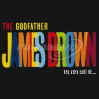 Brown James: The Godfather: The Very Best Of....