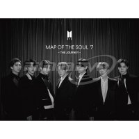 BTS: Map Of The Soul: Seven: The Journey (CD+Photo Booklet) C Version