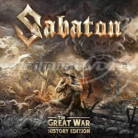 Sabaton: Great War (History) LP