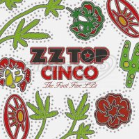 ZZ Top: Cinco: The First Five LPs (5LP)