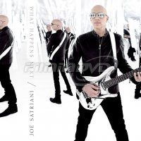 Satriani Joe: What Happens Next (2LP)