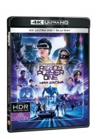 Ready Player One: Hra začíná 2Blu-ray (UHD+BD)