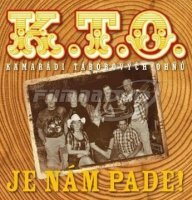 K.T.O.: Je nám pade - 50 let 2CD